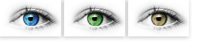 разные цвета глаз онлайн