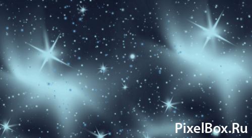 фото со звездами для фотошопа онлайн
