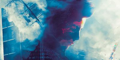 Создаем в фотошоп абстрактный портрет с элементами города