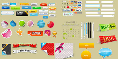 Комплект иконок для WEB