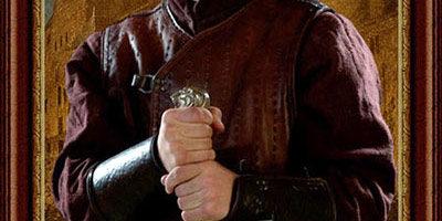 Шаблон для фото - Рыцарь