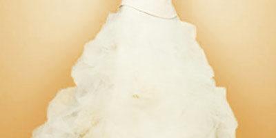 Шаблон для фото - Платье для невесты