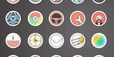 Иконки приложений