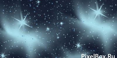Кисти со звездами