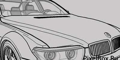 Кисти BMW автомобиль