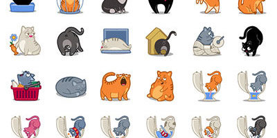 Cats Icons