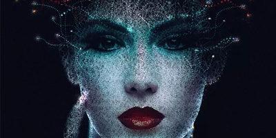 Абстрактный портрет из точек в Фотошопе